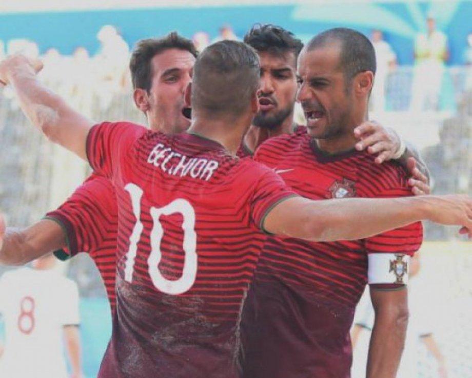 Portugal bate Rússia e garante final do Mundial