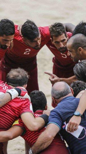 Portugal vence Taiti e conquista título mundial