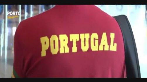 Após vitória de Portugal os adeptos regressam ao país muito satisfeitos