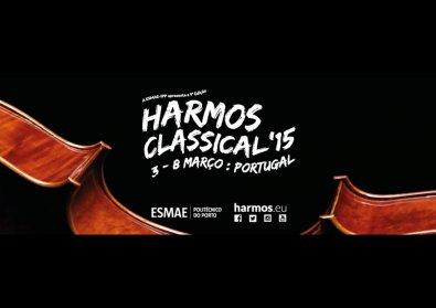 HARMOS Classical traz a arte das melhores Escolas de Arte do Mundo ao Norte de Portugal