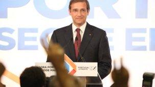 Passos diz que coligação PSD/CDS-PP procurará entendimentos com o PS no parlamento