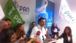 """André Silva (PAN) diz que """"se fez história"""" ao conseguir ser eleito"""