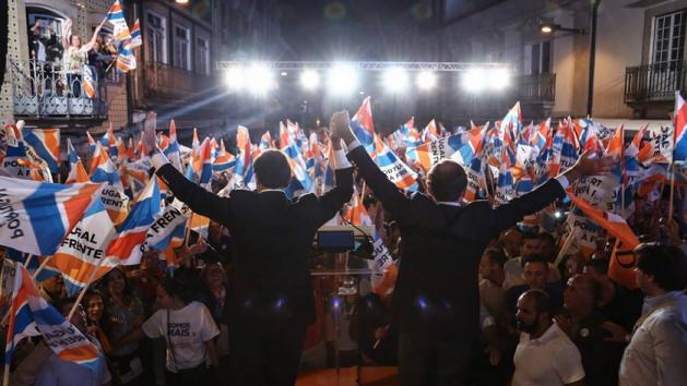 PaF elege três deputados e PS um na votação no estrangeiro