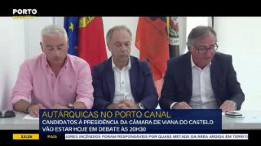 Viana do Castelo: o lançamento do debate autárquico 2017
