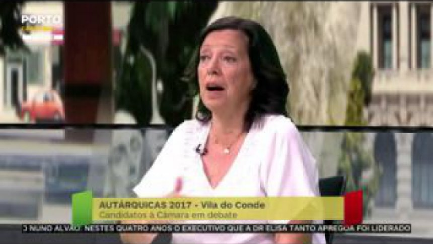 Elisa Ferraz diz que o Ministério da Saúde comprometeu-se a realizar obras de requalificação no hospital da Póvoa de Varzim