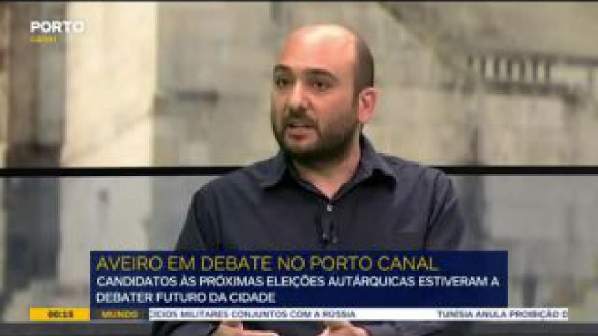 Dívida e parque de estacionamento subterrâneo foram os temas mais comentados no debate de Aveiro