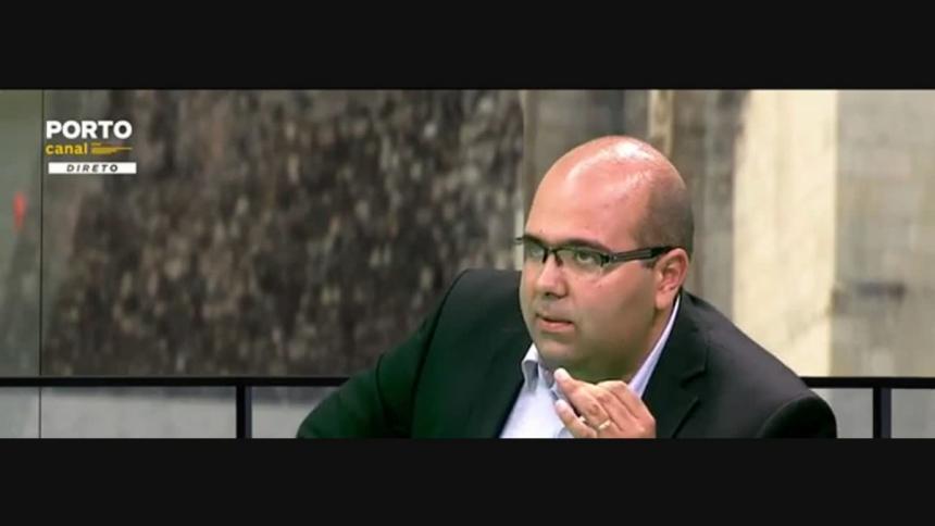 """Daniel Vieira diz que """"herança negativa que Gondomar tem hoje é mais do que a questão da dívida"""""""