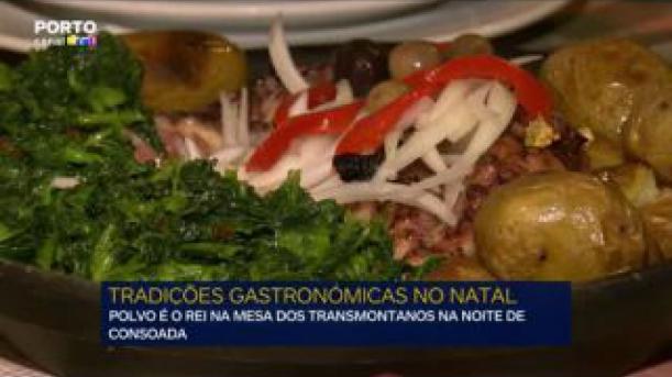 Polvo veio da Galiza e destronou o bacalhau na mesa do Natal em Trás-os-Montes
