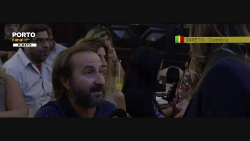 Pós-debate Autárquicas Coimbra 2017