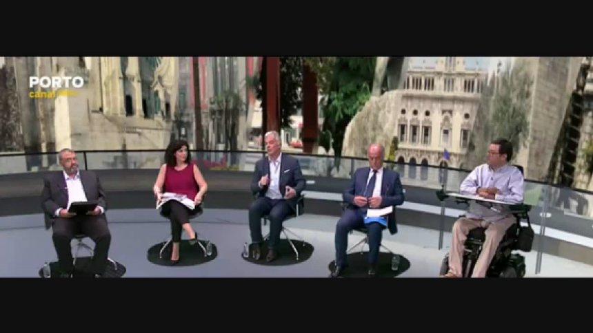 Impostos, obras públicas e execução orçamental foram os principais temas no debate de Vila Real