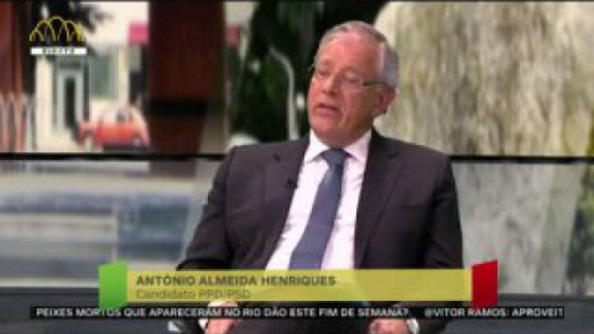 António Almeida Henriques - Promessas