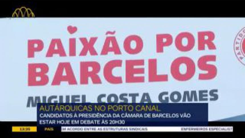 Barcelos: o lançamento do debate autárquico