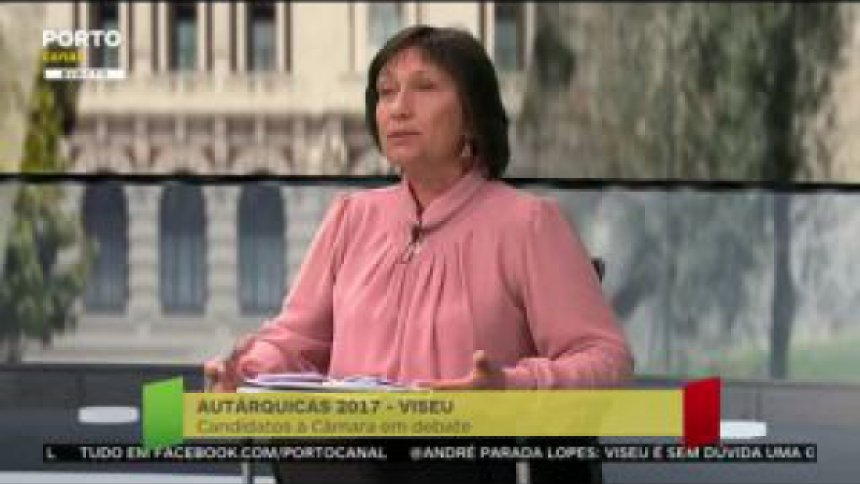 """Filomena Pires afirma que a """"candidatura do CDU quer que o concelho de Viseu seja o melhor concelho para se viver"""""""