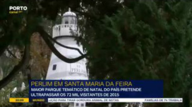 Perlim já abriu portas em Santa Maria da Feira