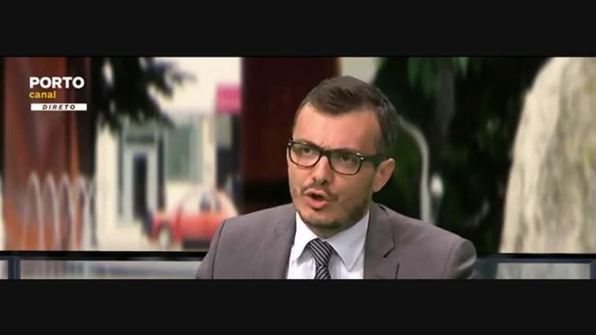 """João Pedro Rodrigues afirma que a economia de Matosinhos tem """"problemas e vícios"""""""