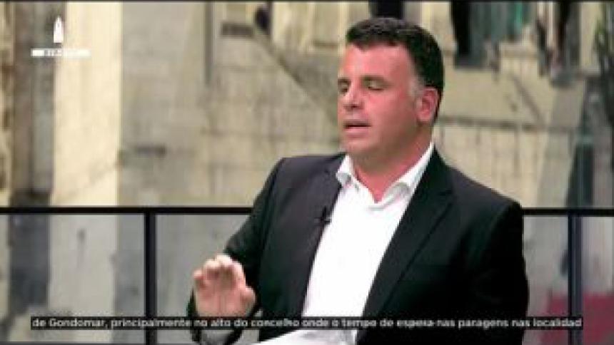 Marco Martins defende linha direta do largo do Souto até Campanhã