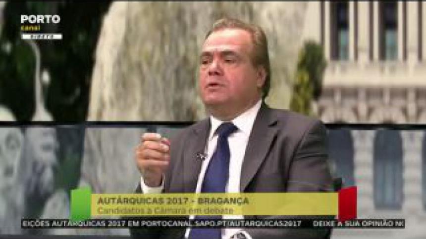 """Manuel Vitorino defende que Bragança não tem """"condições de fixação"""""""