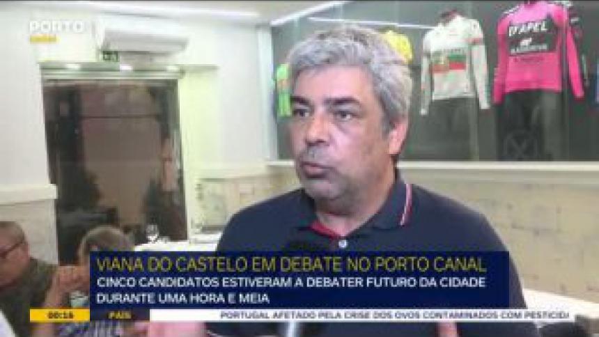 Pós-debate Autárquicas Viana do Castelo 2017