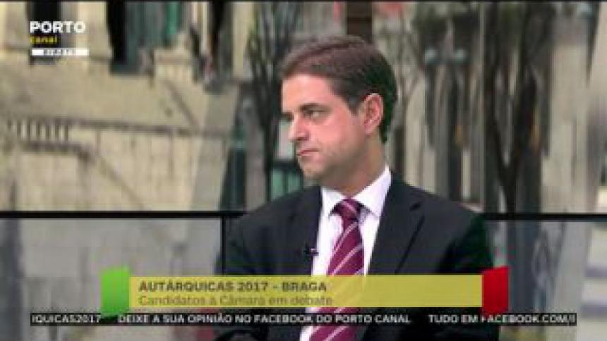 Carlos Almeida indica que quem confiou e votou em Ricardo Rio está muito desiludido