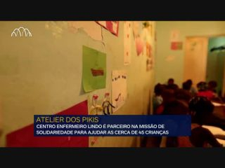 Atelier dos Pikis: projeto de voluntariado que une Portugal e Cabo Verde