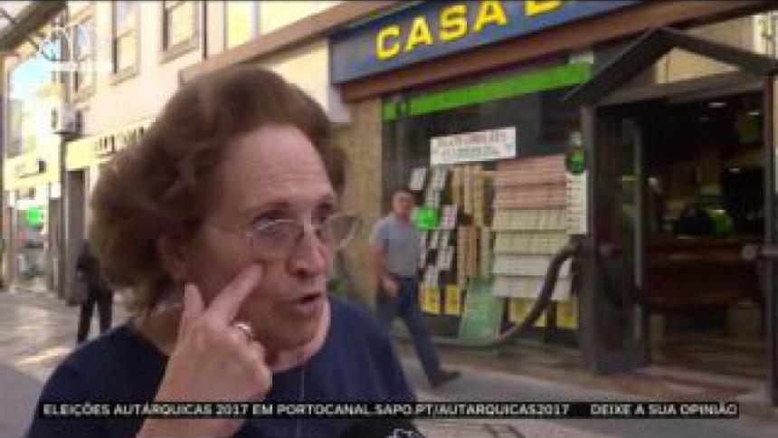 Segurança, reabilitação urbana e acompanhamento dos idosos são alguns dos temas que mais preocupam os Viseenses