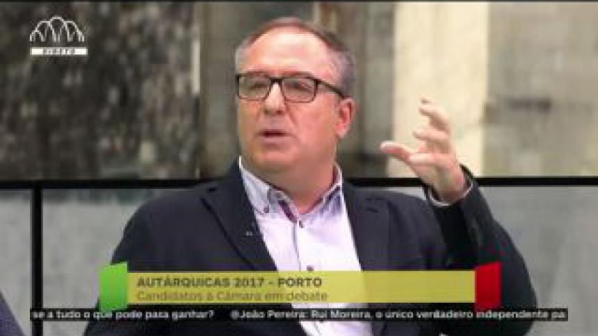 João Teixeira Lopes propõe regularização do turismo e criação de uma taxa turística