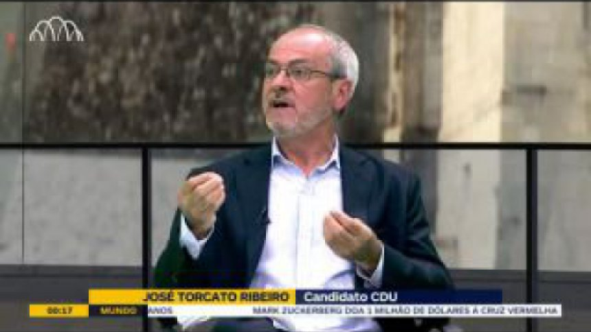 Transportes, emprego e habitação foram os principais temas no debate de Guimarães