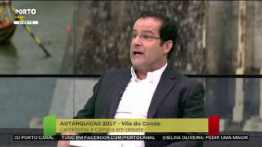 António Louro Miguel defende que não houve rigor antes do PAEL e que os vilacondenses são tratados como meros contribuintes