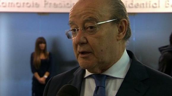 """É desejo dos portistas presença na final da """"Champions"""" na Luz afirma Pinto da Costa"""