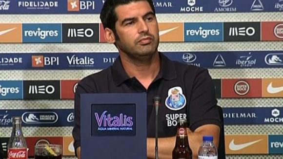 FC Porto vai ter jogo difícil frente a Belenenses moralizado afirma Paulo Fonseca
