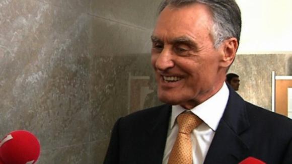 Cavaco remete para sábado decisão sobre eventual envio da convergência de pensões para o Constitucional