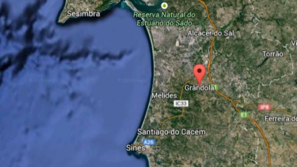 Detectado crude numa extensão de 10 quilómetros na costa de Grândola