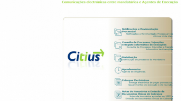 Citius: Instituto diz que informação foi sonegada e manipulada mas não fala em sabotagem