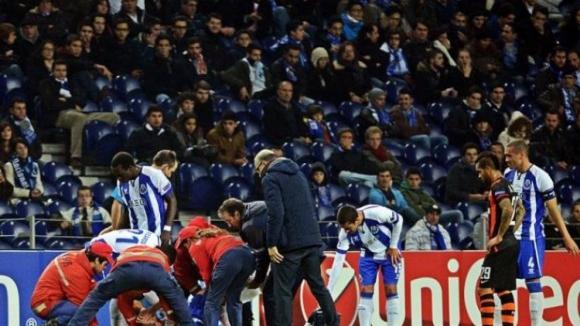 Ruben Neves diz que lesão não foi grave e que volta em janeiro à competição