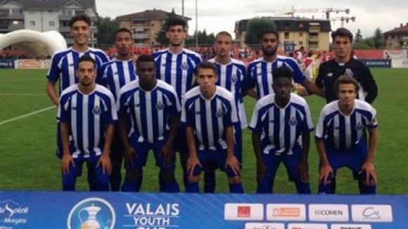 Sub-19 vencem Torneio de Valais