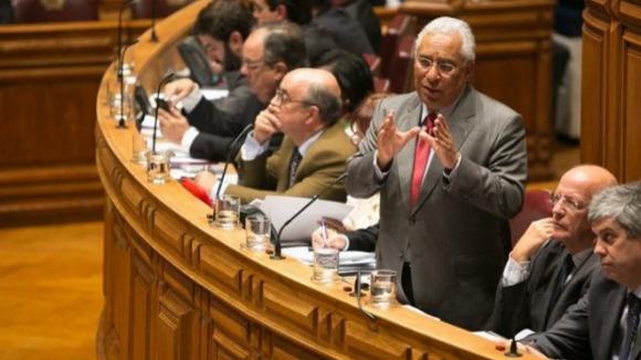 Costa anuncia que o Governo aumentará pensões, RSI e CSI e salário mínimo