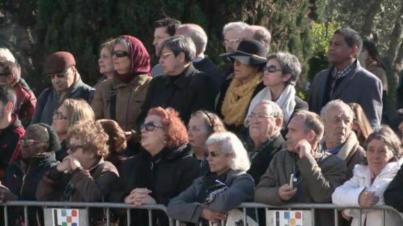 Cerimónias fúnebres prosseguem hoje no Mosteiro dos Jerónimos e cemitério dos Prazeres
