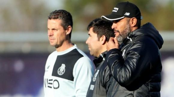 FC Porto de regresso aos treinos no Olival sem oito internacionais