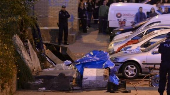 """Testemunhas afirmam que muro que matou três alunos da UMinho """"parecia estável"""""""