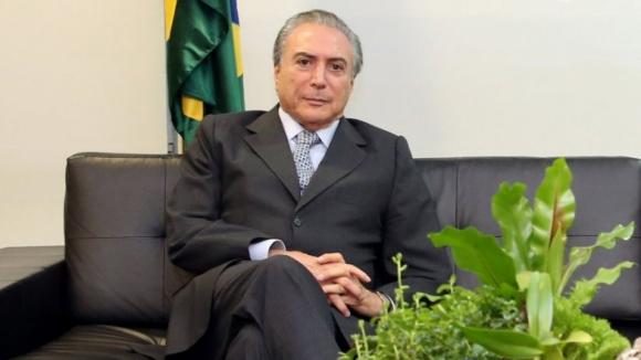 Presidente brasileiro foi gravado autorizando pagamento de suborno