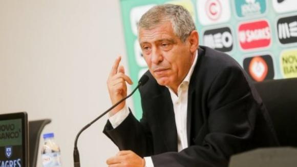 Fernando Santos assume que deixar Éder de fora é