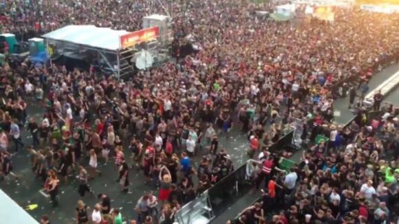 Festival de música evacuado por ameaça terrorista — Alemanha