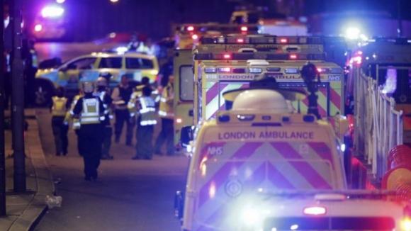 Ataque de Londres. Encontrado corpo no rio Tamisa
