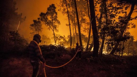 Sobe para 58 o número de mortos no incêndio em Pedrógão Grande