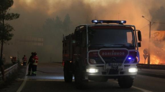 135 feridos registados no incêndio de Pedrógão Grande