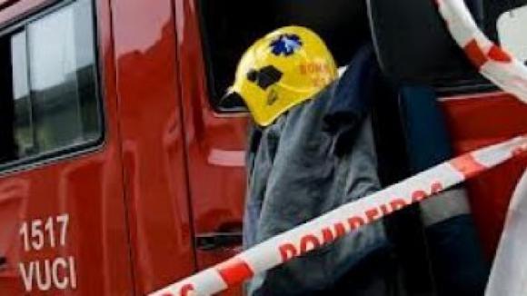 Bombeiro internado no Hospital da Prelada no Porto com prognóstico reservado