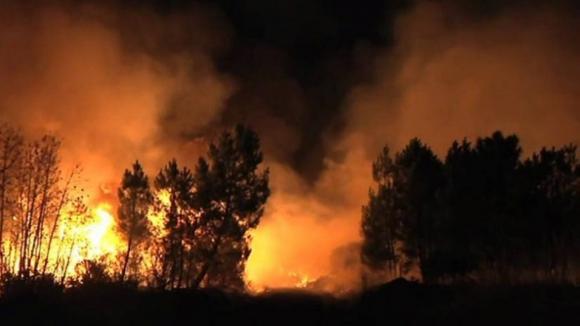 Número de mortos no incêndio em Pedrógão Grande sobe para 64