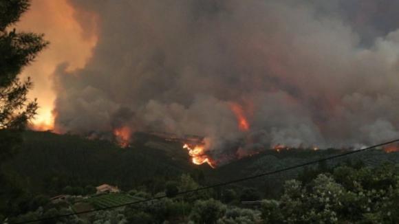 Governo reconhece fogos de junho como catástrofe natural e ativa apoio de 10 ME