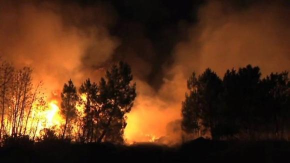 Novo recorde de incêndios em Portugal em apenas 24 horas