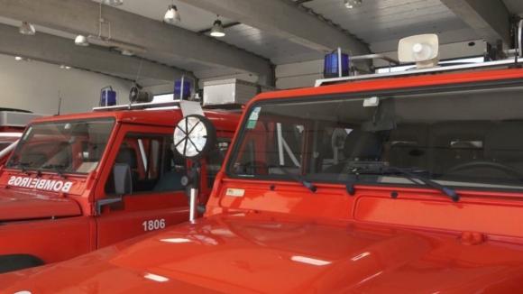 Sobe para 55 o número de feridos devido aos incêndios desde a passada quarta-feira